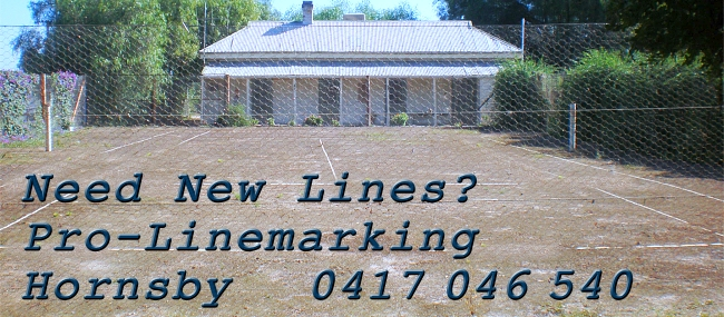 Pro-Linemarking for all Sydney, Hornsby and Parramatta